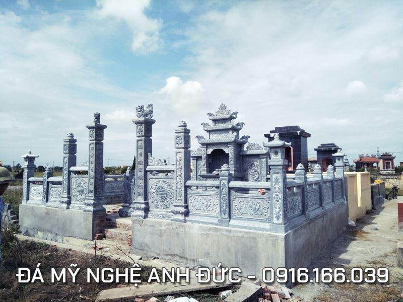 Lăng mộ đá ĐẸP tại Ninh Bình.