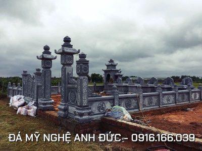 Lăng mộ đá ĐẸP, Diện tích 14x10m tại Bắc Ninh