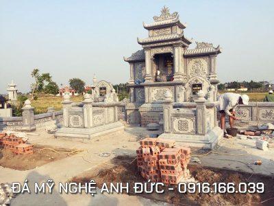 Lăng mộ đá ĐẸP tại Hưng Yên, 4 ngôi