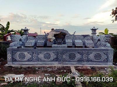 Lăng mộ đá ĐẸP 6 Mộ đơn, Diện tích 5x3m