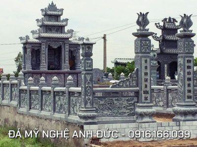 Lăng mộ đá ĐẸP tại Nam Định