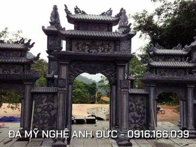 Cổng đá ĐẸP – Cổng làng đá Tam Quan ĐẸP