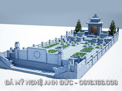 Tổng hợp Những Mẫu Thiết kế phối cảnh Khu lăng mộ đá ĐẸP của Đá mỹ nghệ Anh Đức