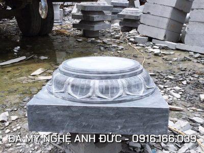 Chân cột đá kê cột gỗ cho Đình, Chùa ĐẸP