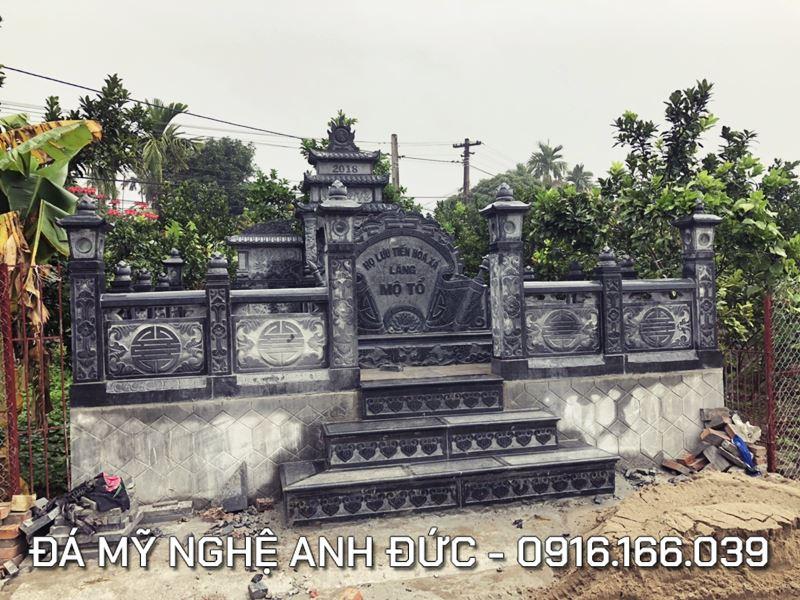 Lang mo da DEP - Mau Mo da DEP Anh Duc