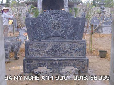Cuốn thư đá cho Khu lăng thờ tại Bắc Ninh