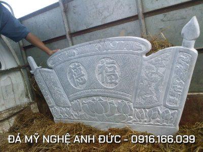 Cuốn thư đẹp, nguyên khối của Từ Đường ở Nam Định