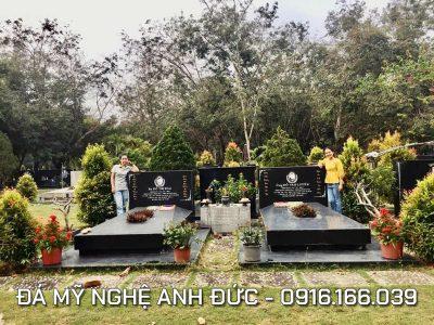 Khu Lăng mộ đá ĐẸP tai Hoa Viên nghĩa trang Hà Nội