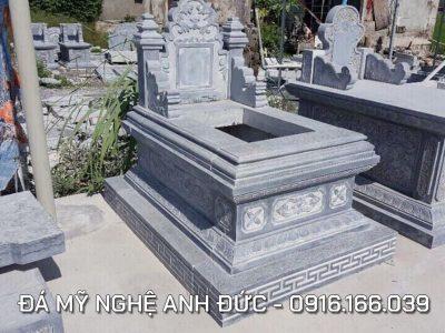 Mộ đá đẹp Tam Sơn 81x117cm