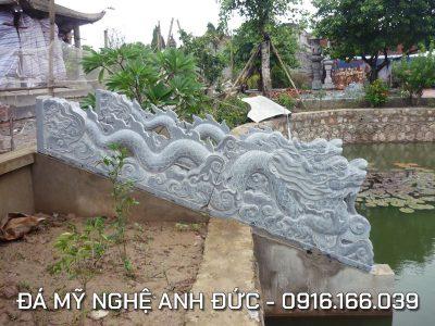 Làm Rồng đá đẹp cho Đình Làng ở Bắc Giang RĐ#10