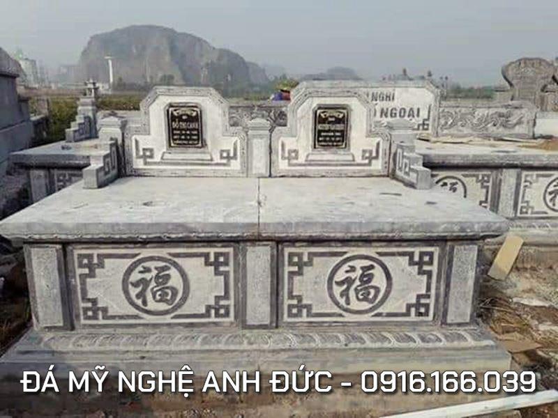 Thiet ke Mo da doi - Mo da xanh Ninh Binh