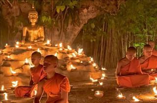 Đá mỹ nghệ Anh Đức – Đâu là cách đổi mệnh để sống thọ theo quan niệm của Phật giáo