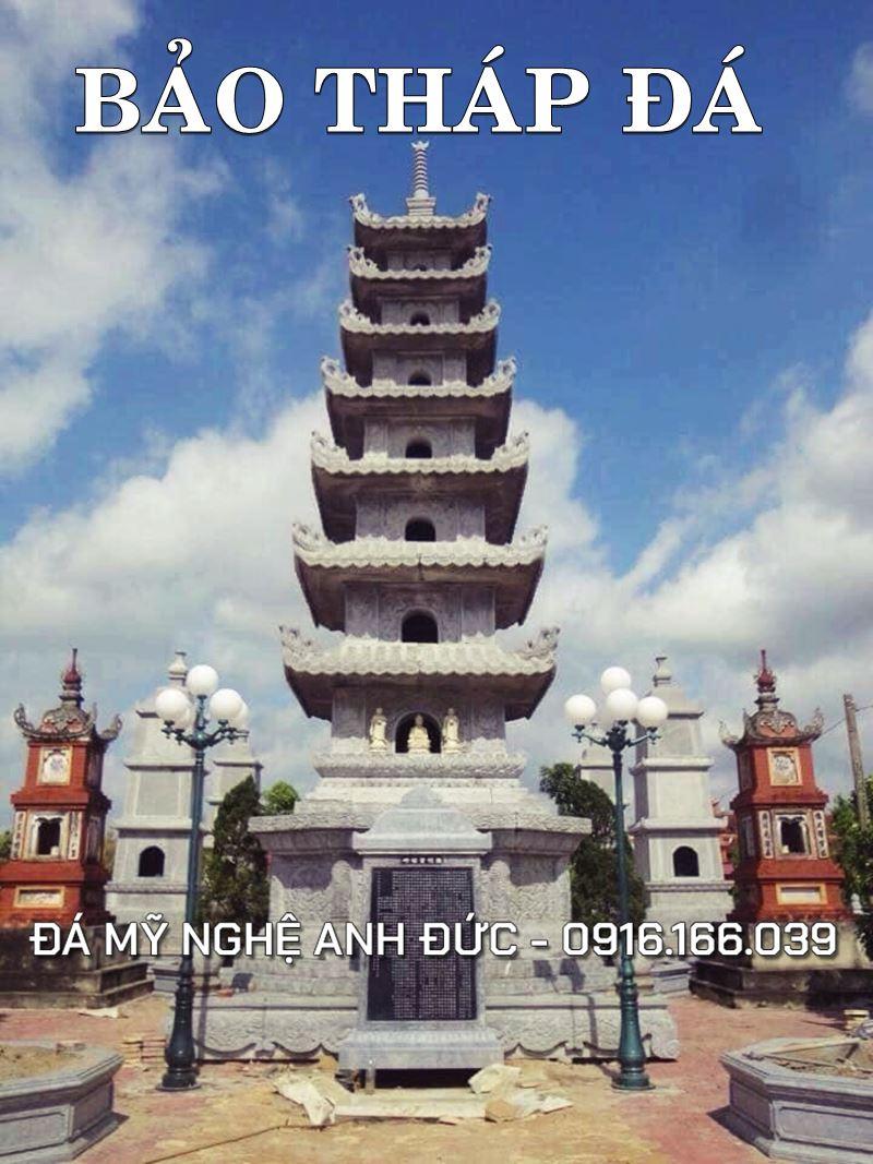 Lam Mo Da Bao thap - Mo Thap Da - Bao Thap Da