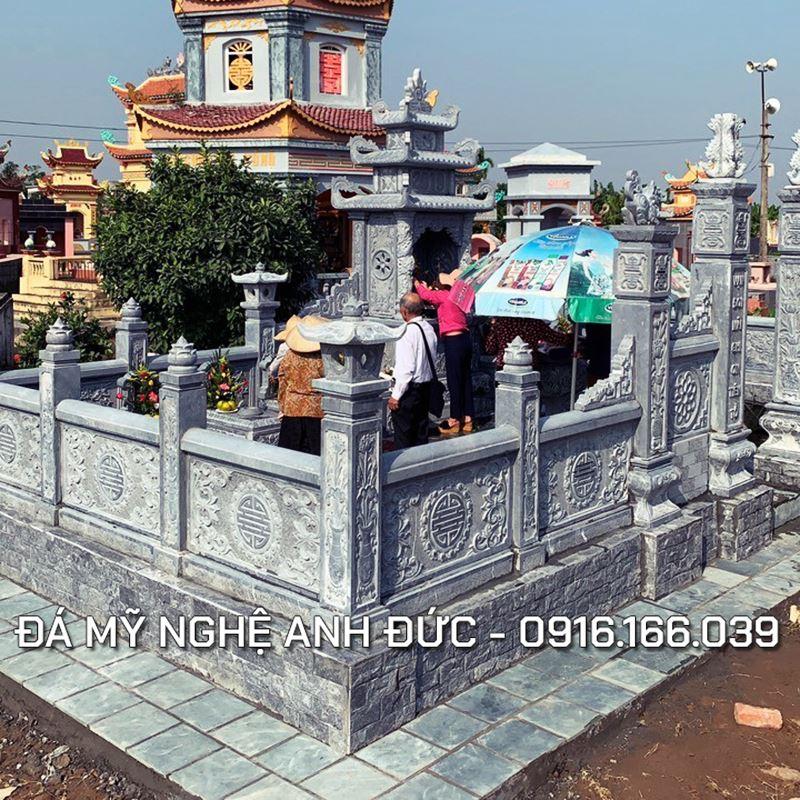 Khu Lang Mo Da DEP - Gia Re Anh Duc nam 2020
