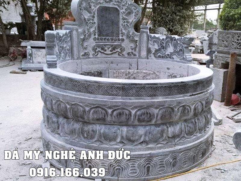 Mau Mo Da Tron Gia Co DEP - Mau Mo Tron Anh Duc 2020