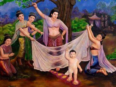 Đá mỹ nghệ Anh Đức – Hé lộ bí ẩn về 8 nhân duyên hội tụ để Đức Phật đản sinh