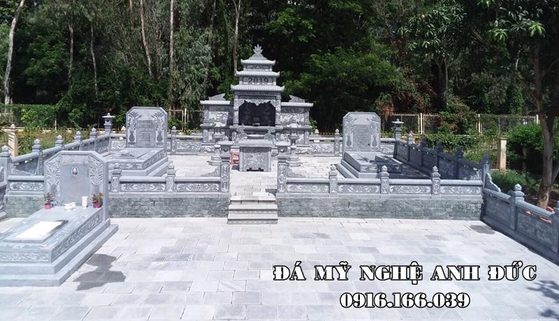 Khu Lang Mo da dep tai Quang Nam