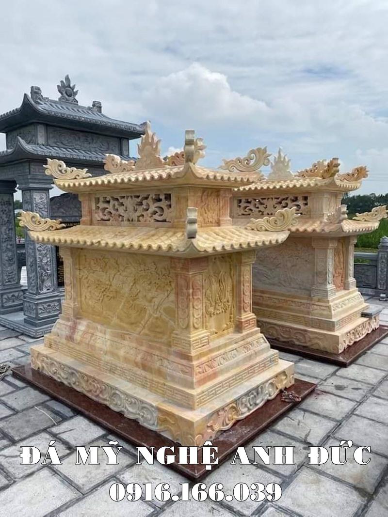 Mo da vang - Mo da vang hai mai dep Ninh Binh