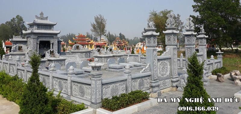 Xây Lăng mộ đẹp tại Thanh Hóa năm 2020.